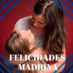 felicidades madrina